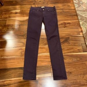 Purple Paige Jeans - Great Condition!